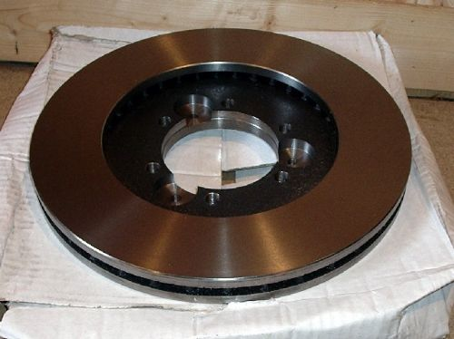 Brake disc (front), Trooper 3.0/3.1 TD, 3.2/3.5 V6